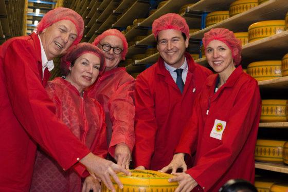 Asscher: €67 miljoen voor sectorplan levensmiddelenindustrie