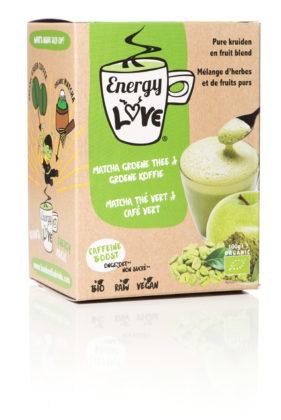 Productnieuws: Lombardia lanceert nieuwe healthdrink EnergyLove