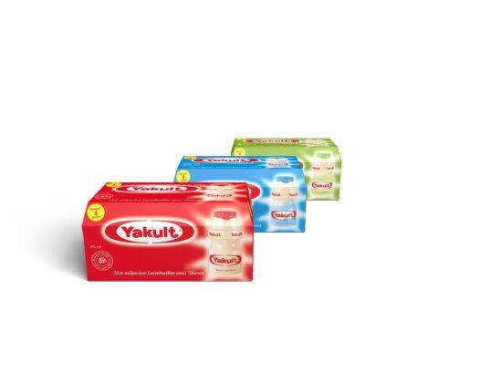 Productnieuws: Yakult introduceert nieuwe verpakking
