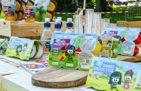 Albert Heijn richt kindermarketing op gezondere producten