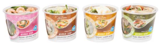 Producten onder de loep: Verse Noodle soep van AH *