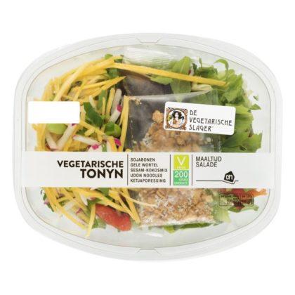 Productnieuws: De Vegetarische slager lanceert de Vegetarisch Tonynsalade