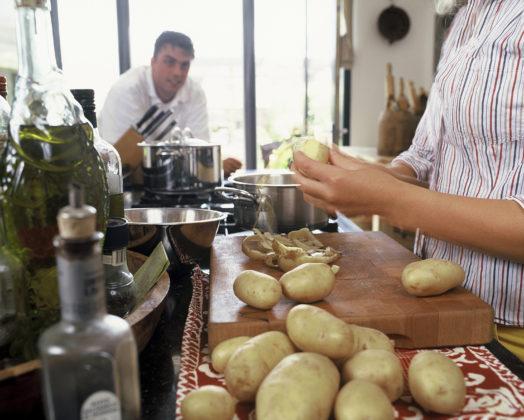 'Meer groente, minder vlees en terug naar de Nederlandse eetcultuur'