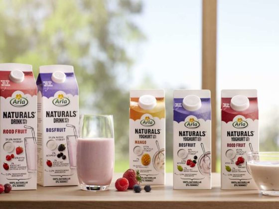 Productnieuws: Arla introduceert 100% natuurlijke fruit- en drinkyoghurts