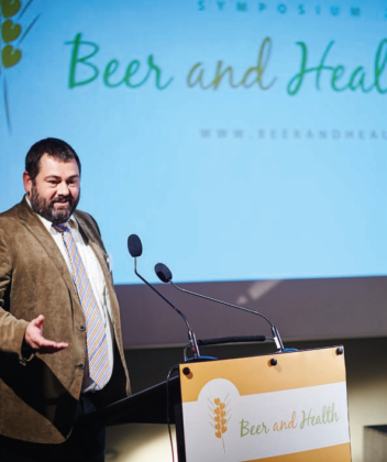 Af en toe een biertje kan best gezond zijn *