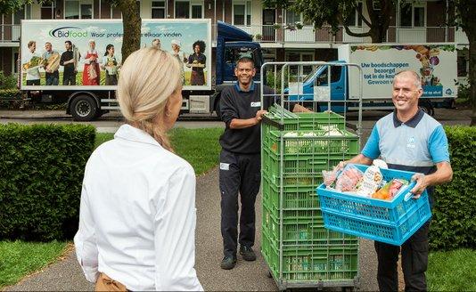 Bidfood en Albert Heijn gaan samen de zorgmarkt bedienen