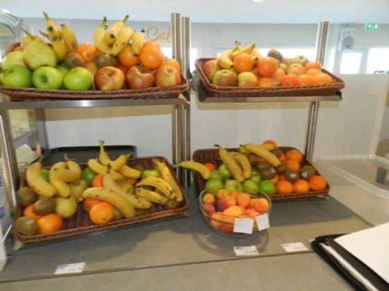 Voedingscentrum #2 De omgeving veranderen