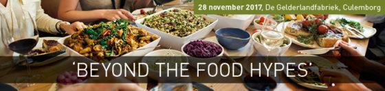 Bloggersevent Voeding Nu gericht op belangrijke voedingstrends