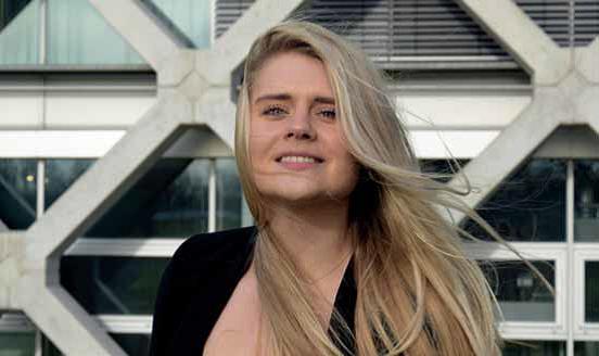 De passie van: NAV-lid Charlotte Michielsen