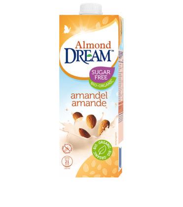 Productnieuws: Suikervrije amandeldrank gericht op zuivelmijdende consument