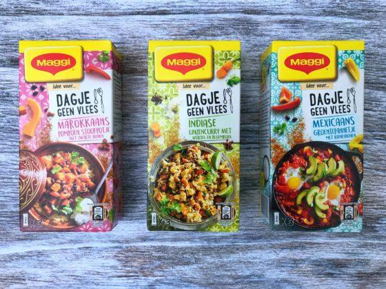 Productnieuws: MAGGI lanceert 'Dagje geen vlees'