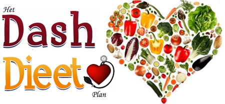 Volvet DASH-dieet gunstiger voor bloeddruk dan originele DASH-dieet