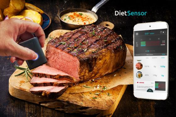 Zelf de calorieën scannen in je voedsel