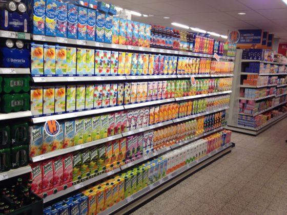 Albert Heijn: meer ruimte gezonde dranken, minder voor traditionele frisdranken