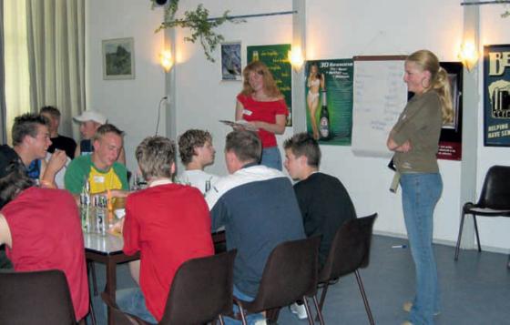 Interventies tegen overmatig alcoholgebruik bij jongeren *