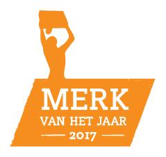 Genomineerden Merk van het Jaar awards 2017 bekend