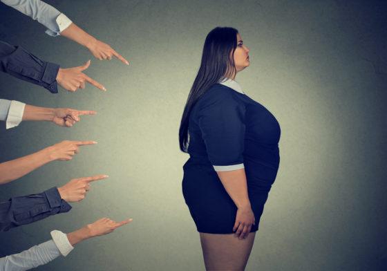 'Mensen met obesitas worden ontmenselijkt door de samenleving'