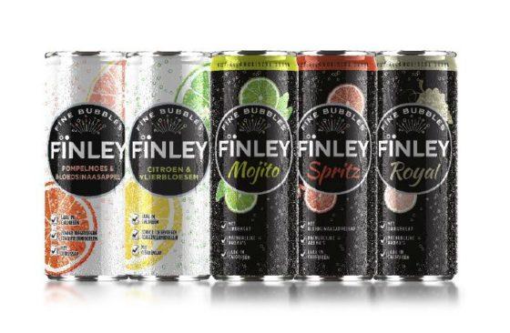 Productnieuws: Coca-Cola lanceert Fïnley in Nederland