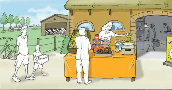 Food & fun op de boerderij *