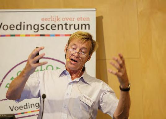 'Grotere rol wetenschap in voedingsvoorlichting nodig' *