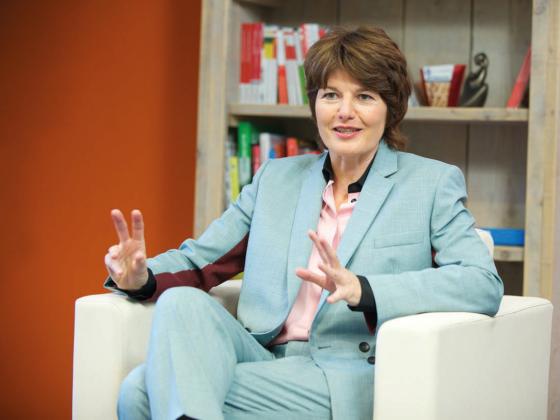 Nieuwe directeur Voedingscentrum Gerda Feunekes: 'Een van de mooiste banen in de voedingswereld die er is' *