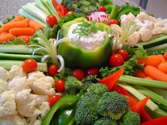 'Groente zorgt voor aantrekkelijker gerecht en genegenheid voor de kok'