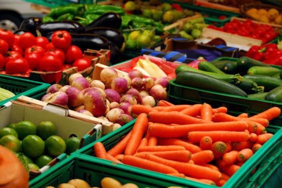 Minder kans op kanker door consumeren groente en fruit
