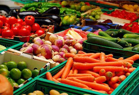 Bestrijdingsmiddelen en voeding *