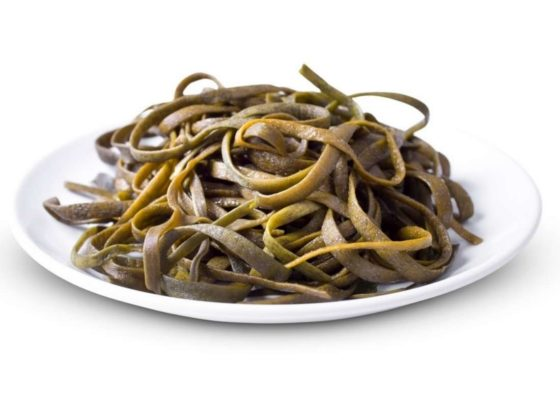 Productnieuws: I sea pasta, groene tagliatelle van zeewier