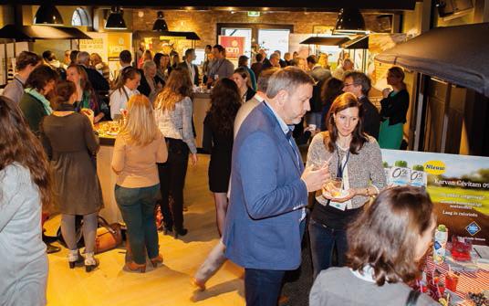Jaarprijs Goede Voeding 2015 geopend *