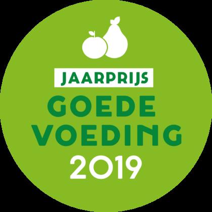 09/04 – Uitreiking Jaarprijs Goede Voeding 2019