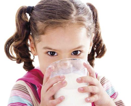 Nutriënteninname bij melkdrinkers en melkmijders *