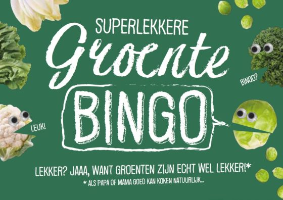 Productnieuws: Jumbo moedigt met bingospel consumptie groenten aan