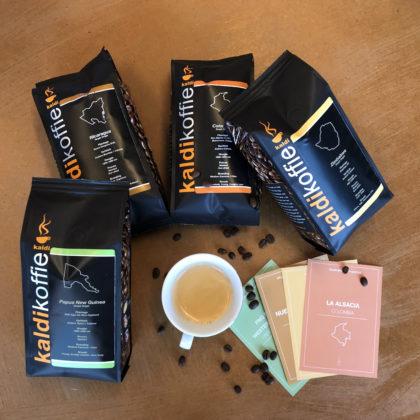 Productnieuws: Kaldi introduceert nieuwe specialty coffees