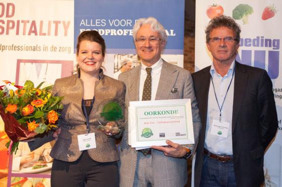 YAM-brood wint Jaarprijs Goede Voeding 2014