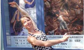 Danseres en diëtiste Karin Lambrechtse: 'Je moet afvallen, anders halen we je uit de voorstelling'