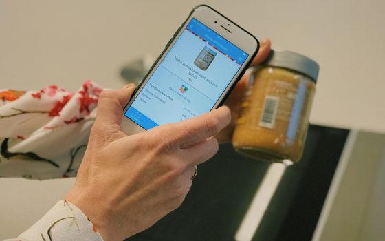 Voedingscentrum introduceert de 'Kies Ik Gezond?'-app voor de supermarkt