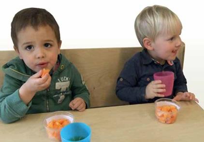 Herhaald proeven helpt kinderen nieuwe smaken te leren waarderen