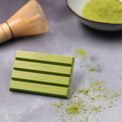 Productnieuws: KitKat Green Tea Matcha komt naar Nederland