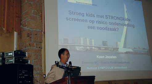 Symposium: Ondervoeding bij kinderen *