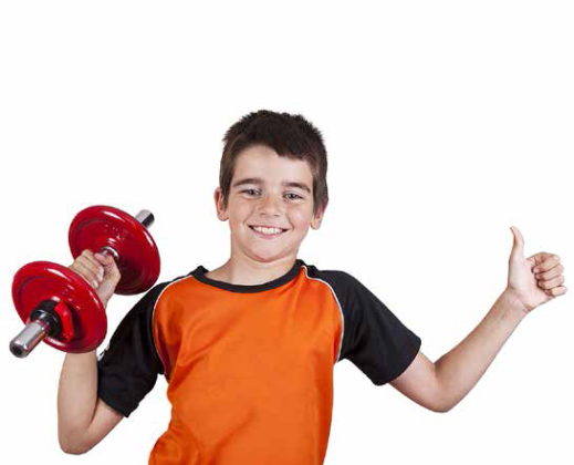 Krachtinspanningen bij jongeren: de oplossing voor obesitas? *