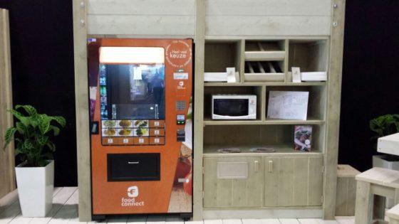 Productnieuws: Food Connect introduceert Maaltijdautomaat