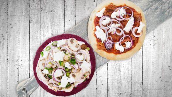 Productnieuws: Magioni lanceert pizzabodems van bloemkool en rode biet