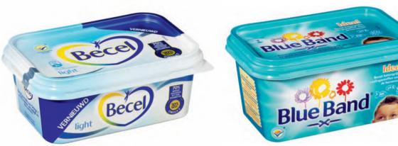 Producten onder de loep: Unilever margarines *