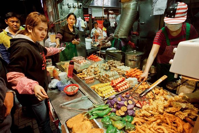 Marktplein Thailand