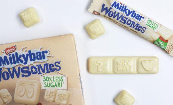 Nestlé lanceert eerste product met gestructureerde suikers (video)