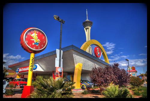 Minder voor meer in Las Vegas