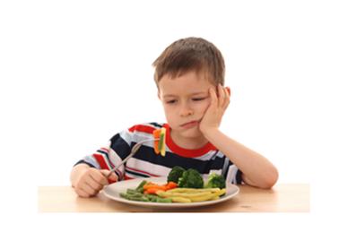 Moeilijke eters hebben verhoogde kans op psychologische problemen