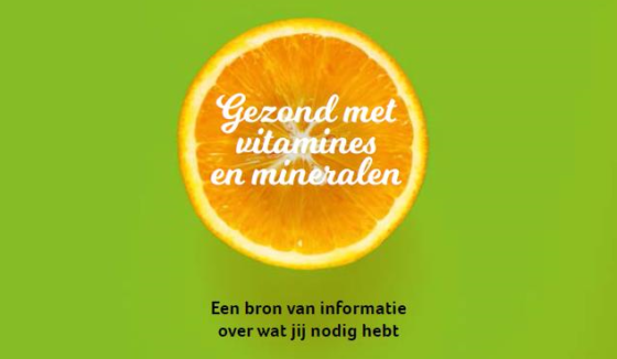 Nieuwe informatiegids over vitamines en mineralen