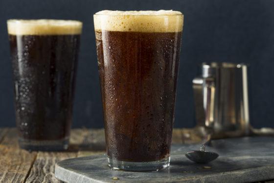 Nitro-koffie(met stikstof)nieuwekoffietrend uit de Verenigde Staten
